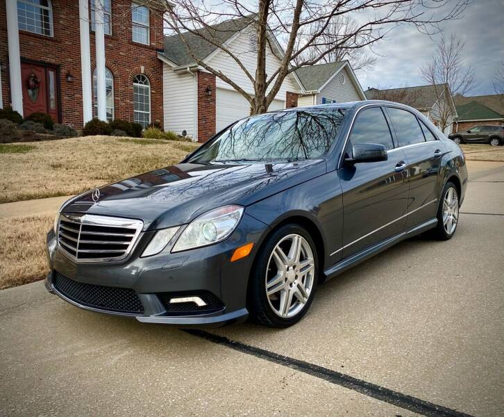 2010 Mercedes-Benz E-Class for sale at Unique LA Motor Sales LLC in Byrnes Mill MO