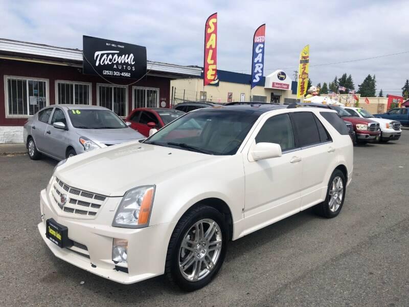 2008 Cadillac SRX for sale in Tacoma, WA