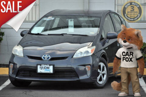 2012 Toyota Prius for sale at JDM Auto in Fredericksburg VA