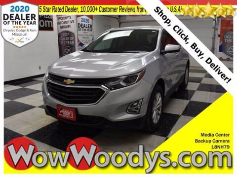 2018 Chevrolet Equinox for sale at WOODY'S AUTOMOTIVE GROUP in Chillicothe MO