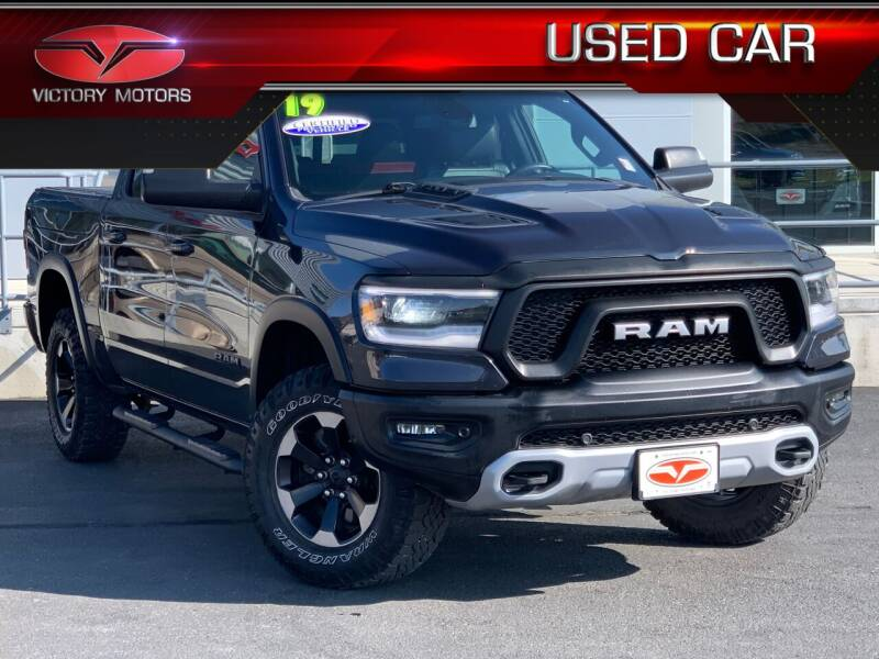 2019 RAM Ram Pickup 1500 for sale in Craig, CO