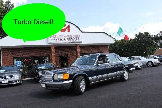 1991 Mercedes-Benz 350-Class for sale at Vertucci Automotive Inc in Wallingford CT