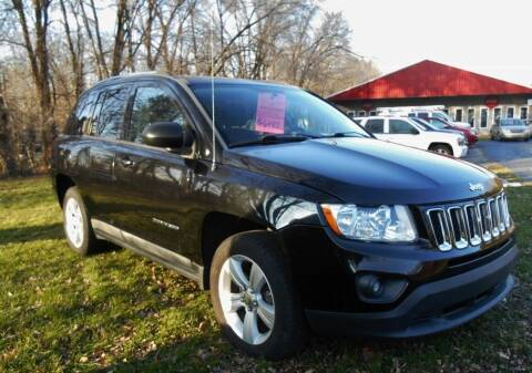2011 Jeep Compass for sale at CARS II in Brookfield OH