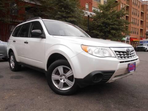 2012 Subaru Forester for sale at H & R Auto in Arlington VA