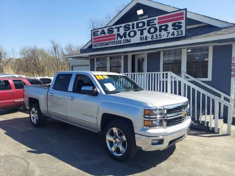 2014 Chevrolet Silverado 1500 for sale at EASTSIDE MOTORS in Tulsa OK