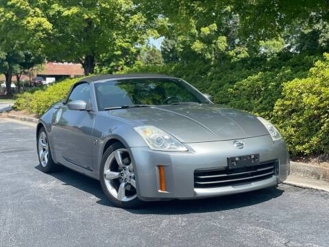 2006 Nissan 350Z for sale at William D Auto Sales in Norcross GA