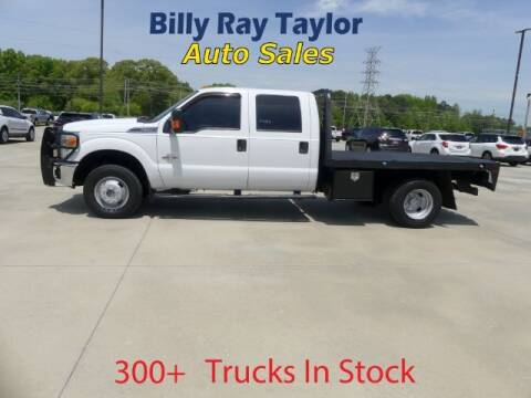 2014 Ford F-350 Super Duty for sale at Billy Ray Taylor Auto Sales in Cullman AL