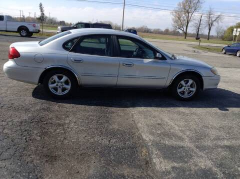 2002 Ford Taurus for sale at Kevin's Motor Sales in Montpelier OH