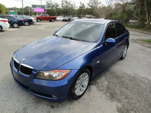 2007 BMW 3 Series for sale at S & T Motors in Hernando FL