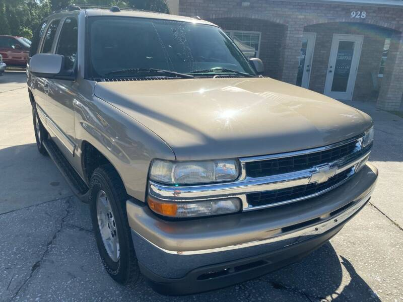 2005 Chevrolet Tahoe for sale at MITCHELL AUTO ACQUISITION INC. in Edgewater FL