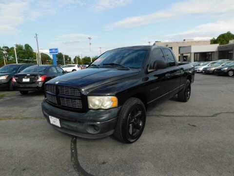 2003 Dodge Ram for sale at Paniagua Auto Mall in Dalton GA