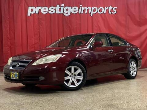 2007 Lexus ES 350 for sale at Prestige Imports in St Charles IL