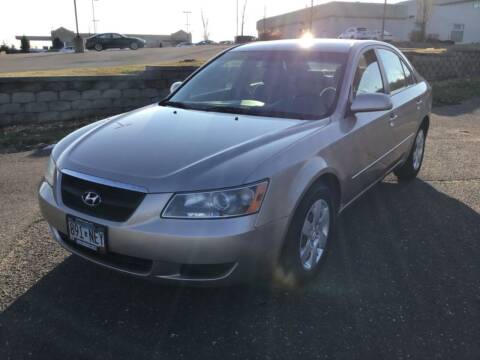 2007 Hyundai Sonata for sale at Sparkle Auto Sales in Maplewood MN