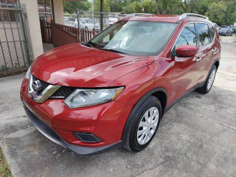 2016 Nissan Rogue for sale at Advance Import in Tampa FL