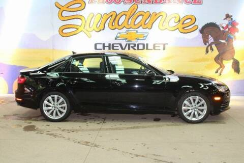 2017 Audi A4 for sale at Sundance Chevrolet in Grand Ledge MI