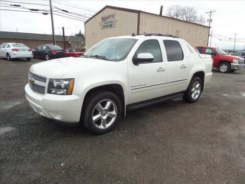 2011 Chevrolet Avalanche for sale at Terrys Auto Sales in Somerset PA