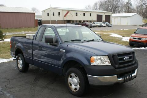 2005 Ford F-150 for sale at MARK CRIST MOTORSPORTS in Angola IN