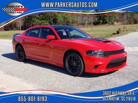 2020 Dodge Charger for sale at Parker's Used Cars in Blenheim SC