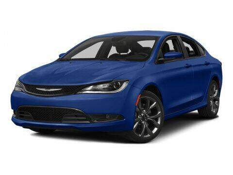 2015 Chrysler 200 for sale at TRAVERS GMT AUTO SALES - Traver GMT Auto Sales West in O Fallon MO