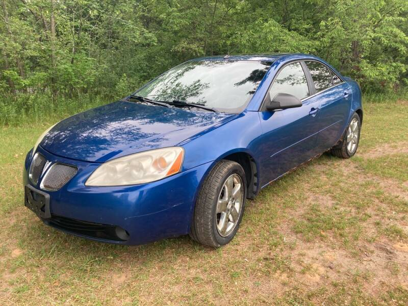 2005 Pontiac G6 for sale at Expressway Auto Auction in Howard City MI