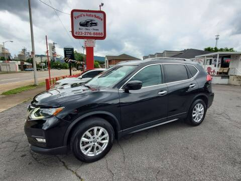 2017 Nissan Rogue for sale at Ford's Auto Sales in Kingsport TN