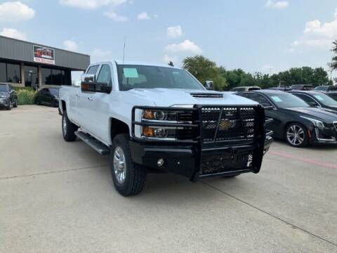 2017 Chevrolet Silverado 3500HD for sale at KIAN MOTORS INC in Plano TX