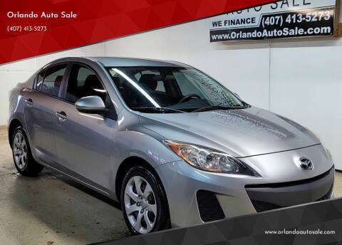 2013 Mazda MAZDA3 for sale at Orlando Auto Sale in Orlando FL