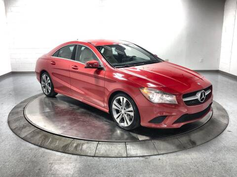2015 Mercedes-Benz CLA for sale at CU Carfinders in Norcross GA