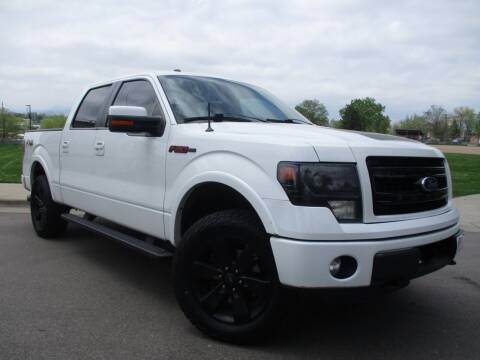 2013 Ford F-150 for sale at Nations Auto in Lakewood CO