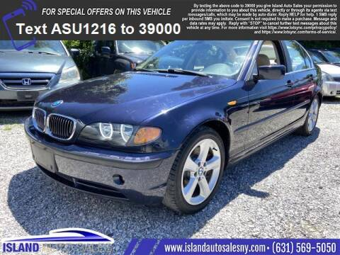 2004 BMW 3 Series for sale at Island Auto Sales in East Patchogue NY