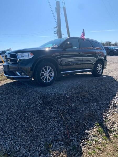 2016 Dodge Durango for sale at Drive in Leachville AR