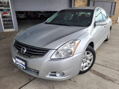 2012 Nissan Altima for sale at Car Planet Inc. in Milwaukee WI
