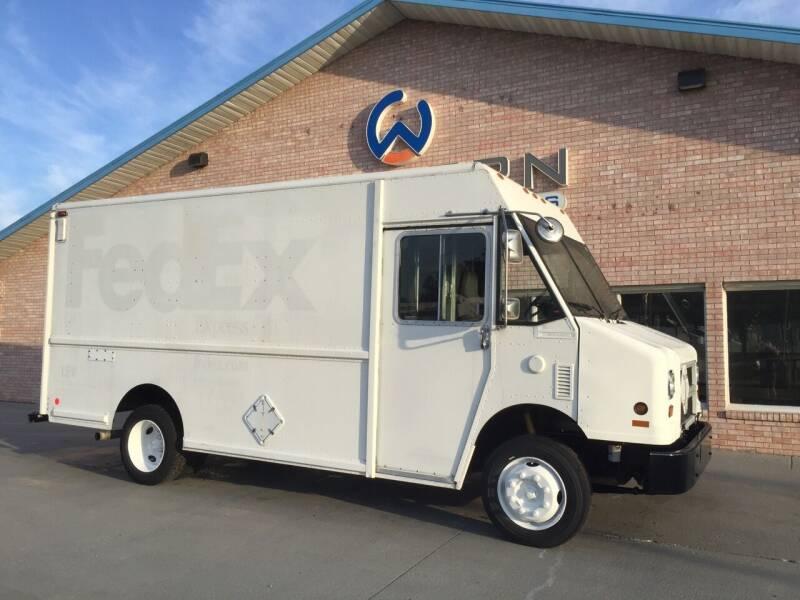2002 Freightliner P700 Step Van for sale at Western Specialty Vehicle Sales in Braidwood IL