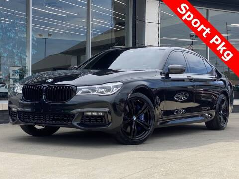 2017 BMW 7 Series for sale at Carmel Motors in Indianapolis IN