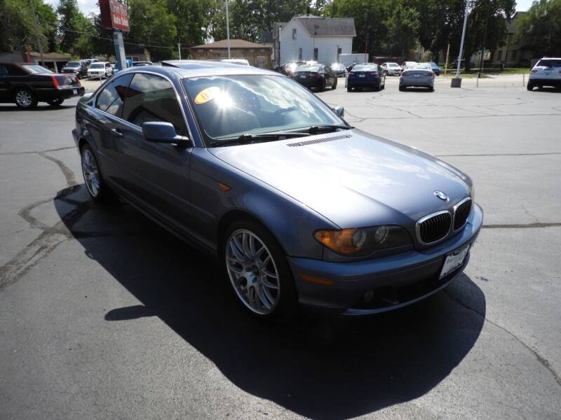 2004 BMW 3 Series for sale at Grant Park Auto Sales in Rockford IL