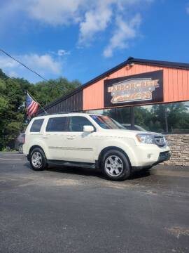 2011 Honda Pilot for sale at Harborcreek Auto Gallery in Harborcreek PA