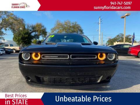 2019 Dodge Challenger for sale at Sunny Florida Cars in Bradenton FL