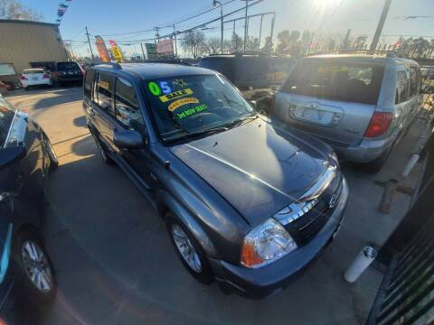 2005 Suzuki XL7 for sale at Affordable Auto Finance in Modesto CA