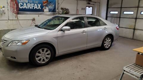 2009 Toyota Camry for sale at North Metro Auto Sales in Cambridge MN