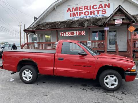 1998 Dodge Dakota for sale at American Imports INC in Indianapolis IN