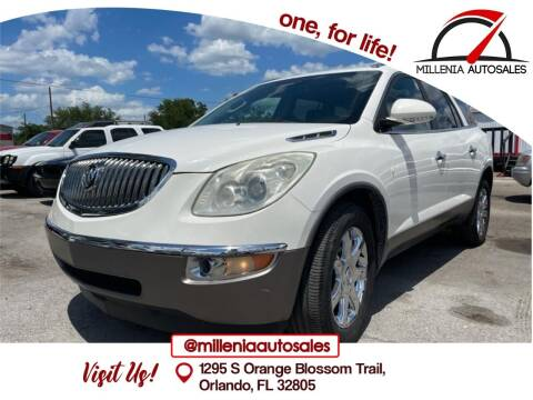 2009 Buick Enclave for sale at Millenia Auto Sales in Orlando FL