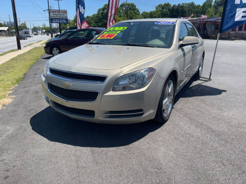 2012 Chevrolet Malibu for sale at Cars for Less in Phenix City AL