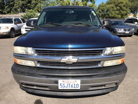 2006 Chevrolet Tahoe for sale at EXPRESS CREDIT MOTORS in San Jose CA