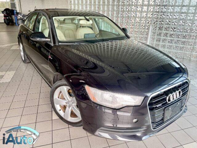 2012 Audi A6 for sale at iAuto in Cincinnati OH