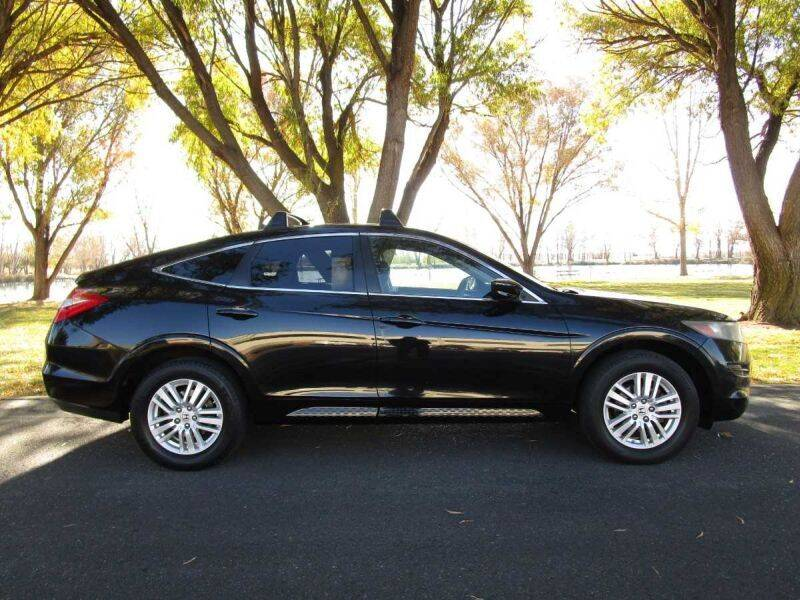 2012 Honda Crosstour for sale at Drive Happy Auto Sales in Nampa ID