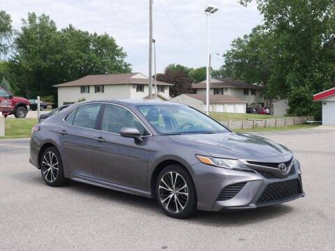 2019 Toyota Camry for sale at Park Place Motor Cars in Rochester MN