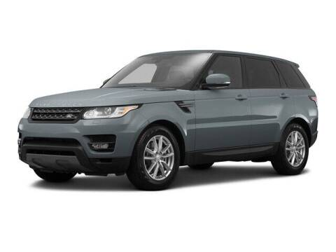 2016 Land Rover Range Rover Sport for sale at Griffin Mitsubishi in Monroe NC