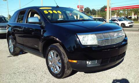 2008 Lincoln MKX for sale at Pinellas Auto Brokers in Saint Petersburg FL