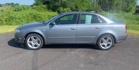 2006 Audi A4 for sale at eurO-K in Benton ME