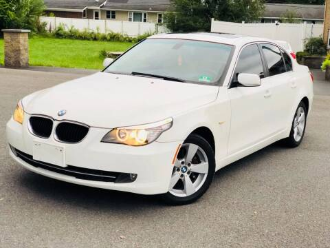 2008 BMW 5 Series for sale at Y&H Auto Planet in West Sand Lake NY
